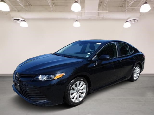 2018 Toyota Camry Le >> Certified Pre Owned 2018 Toyota Camry Le Fwd