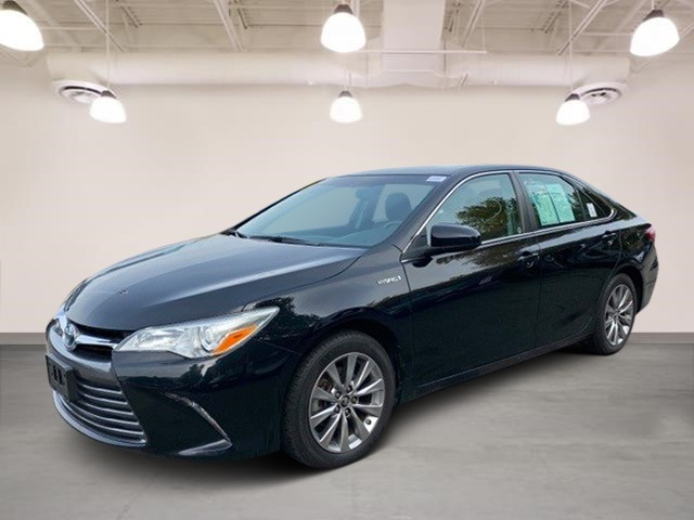 Certified Pre-Owned 2017 Toyota Camry Hybrid XLE