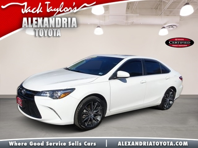 Certified Pre Owned 2017 Toyota Camry Xse