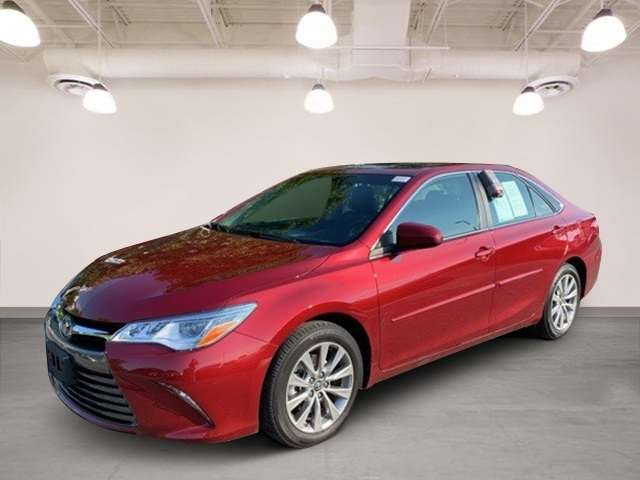 Certified Pre-Owned 2016 Toyota Camry XLE