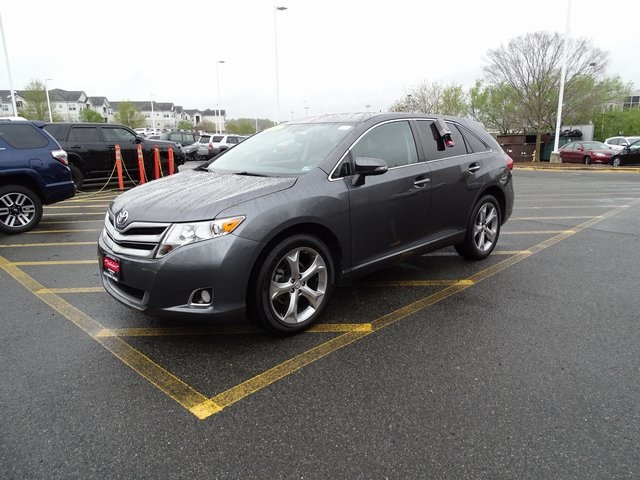 Certified Pre Owned 2017 Toyota Venza Xle