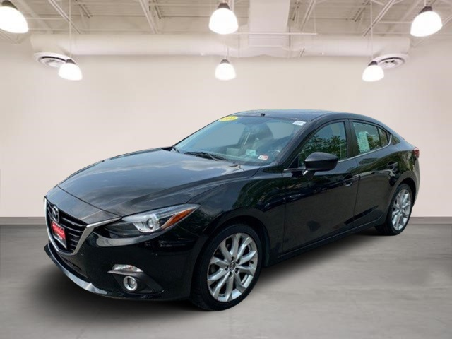 Pre-Owned 2014 Mazda3 Grand Touring