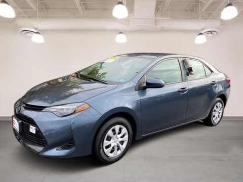 Certified Pre-Owned 2019 Toyota Corolla L