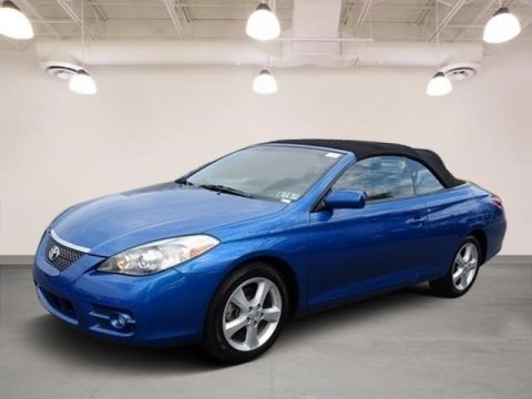 Pre-Owned 2007 Toyota Camry Solara SLE