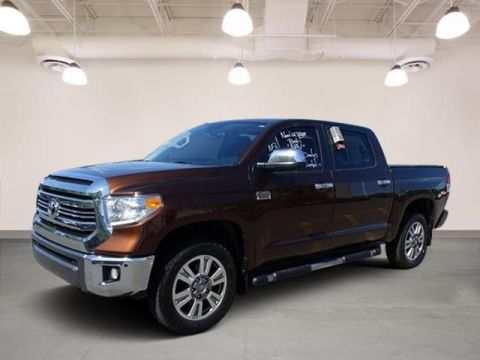 Certified Pre-Owned 2017 Toyota Tundra 1794