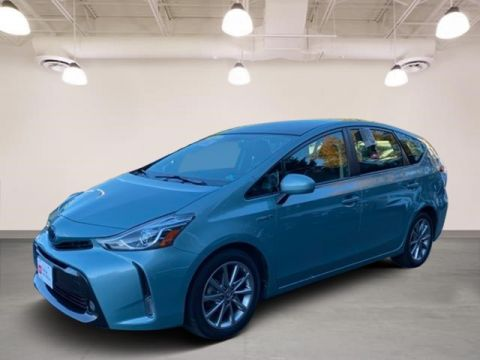 Certified Pre-Owned 2017 Toyota Prius v Five