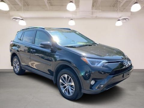 Certified Pre-Owned 2016 Toyota RAV4 Hybrid XLE
